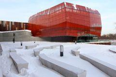 Польша фото - Научный центр Коперник