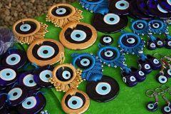 Турция фото - Оберег глаз Фатимы