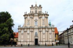 Польша фото - Костел Визиток