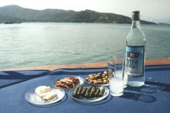 Турция фото- Ракы