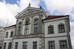 Польша фото - Острожский замок