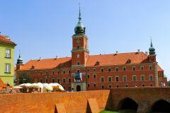 Польша фото - Королевский дворец